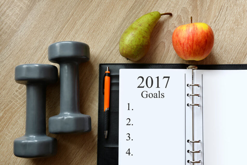 New Years Resolution- Health, wellness and exercise