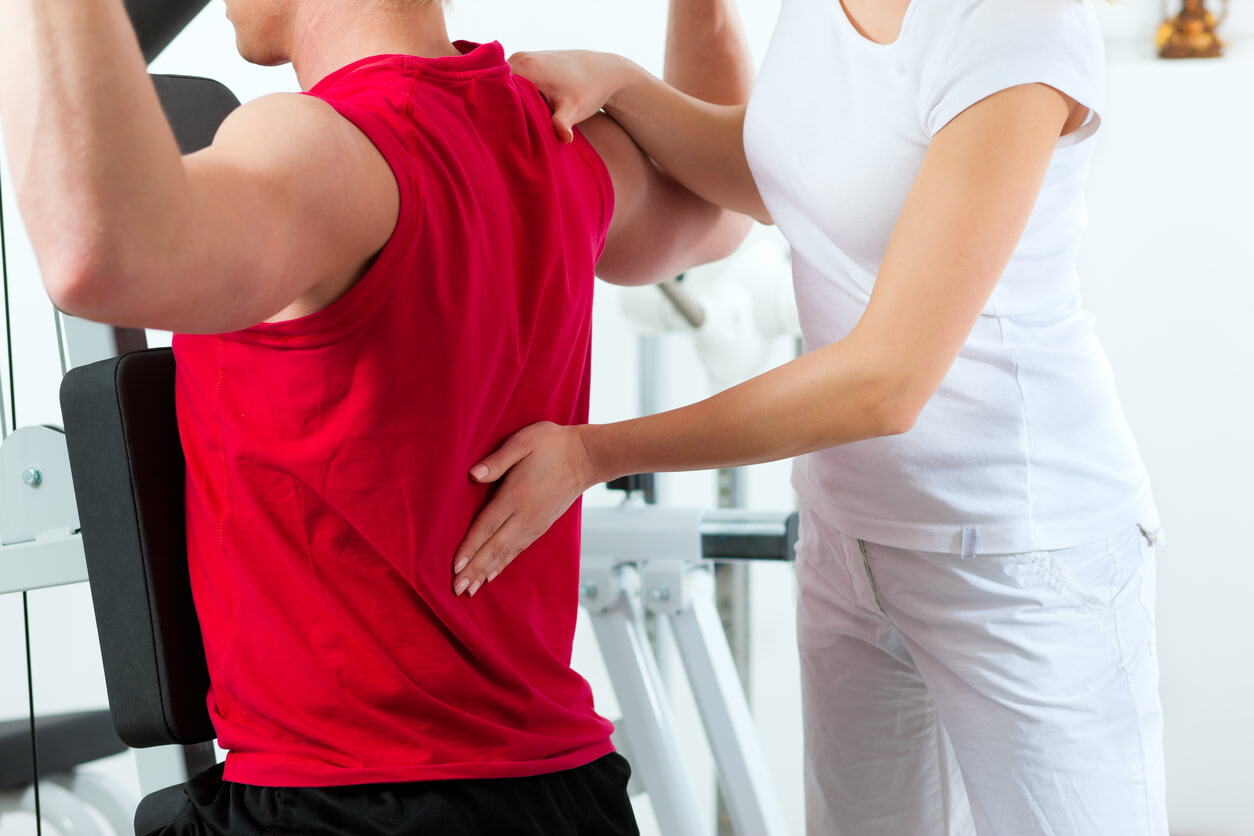 Relieve lumbar disc herniation pain