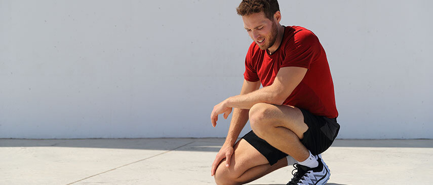 hip knee pain relief
