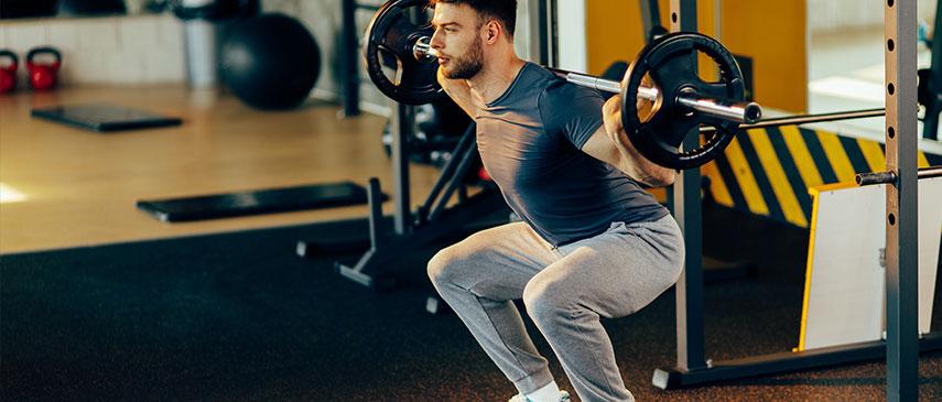 correct squat