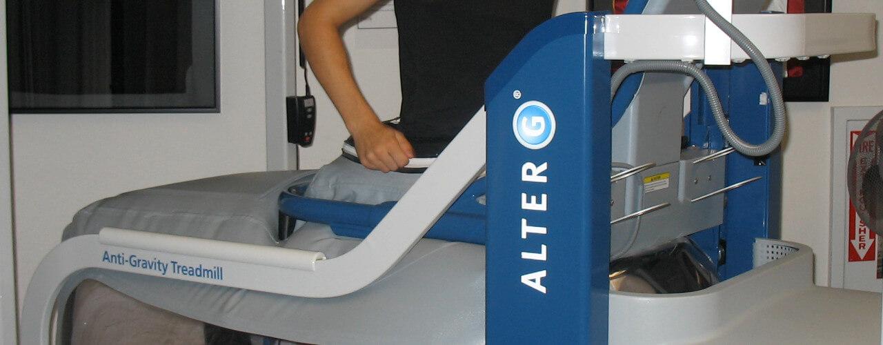 Alter-G Anti-Gravity Treadmill Highland, LaPorte, Crown Point, & Valparaiso, IN
