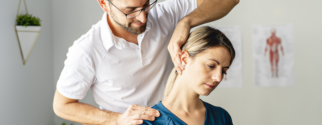 Neck Pain Relief Highland, LaPorte, Crown Point, & Valparaiso, IN