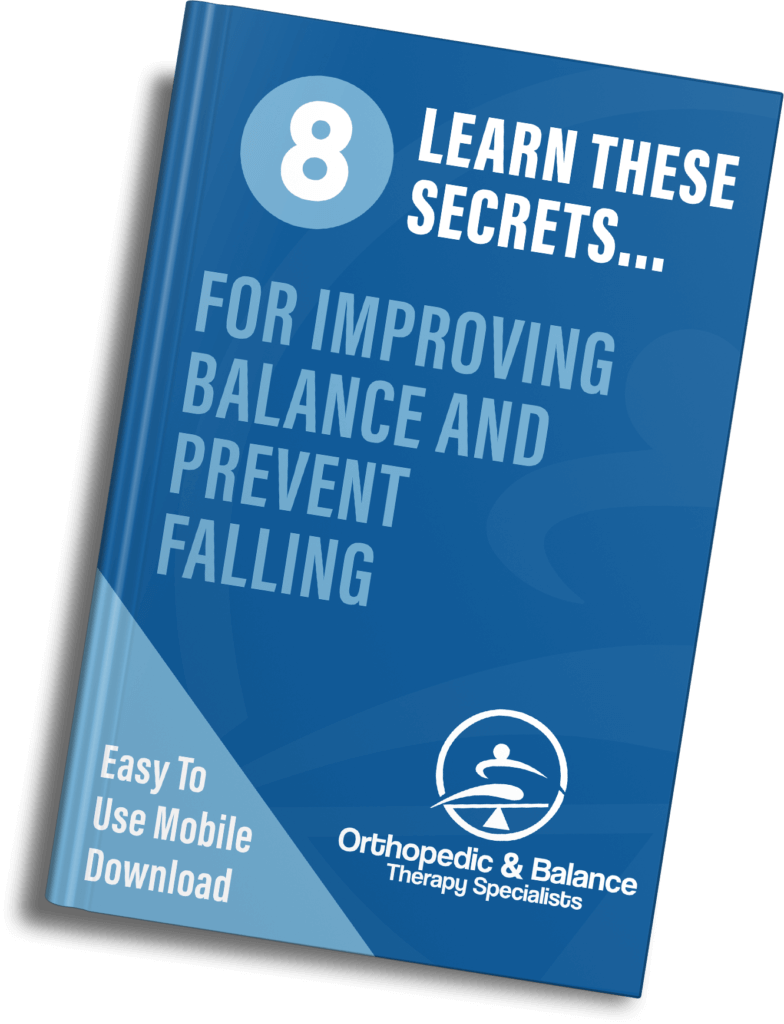 Balance and Prevent Falling